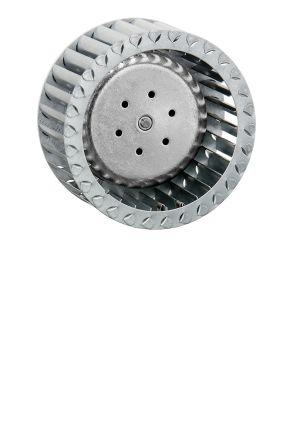 ebm-papst, 24 V dc, DC Axial Fan, 85 Dia. x 68.4mm, 120m³/h, 11.3W