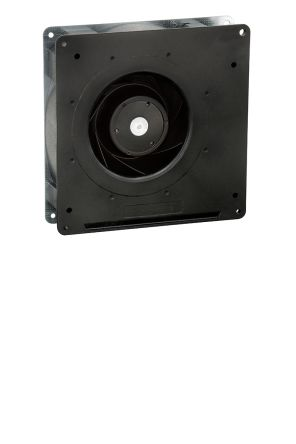 ebm-papst, 24 V dc, DC Axial Fan, 180 x 180 x 40mm, 118m³/h, 9.3W, IP54