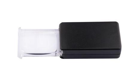 RS PRO Magnifying Glass, 3 (Lens 1), 6 (Lens 2) x Magnification, 39 x 30mm Diameter
