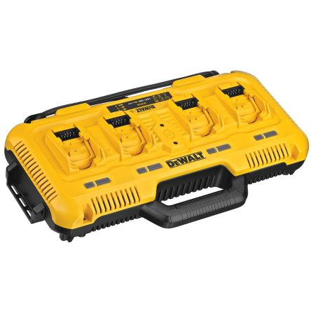 DeWALT DCB104 Power Tool Charger, 54V for use with DCB60, DCB204