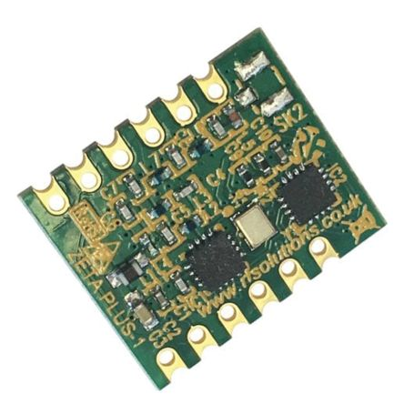 Módulo Rf Transmisor 433 Mhz 1 8 3 6v Sensibilidad 121dbm