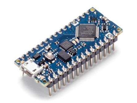 Arduino, Nano Every with headers
