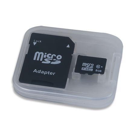 Digilent 8 GB MicroSD SD Card