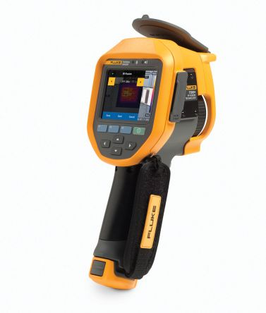 Fluke TI300+ Thermal Imaging Camera, Temp Range: -20  +650 °C 320 x 240pixel