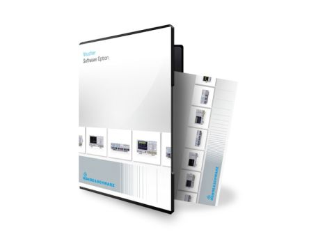 Rohde & Schwarz NGM-K102 Interface Module, Accessory Type Wireless LAN, For Use With NGM200 Power Supply Series