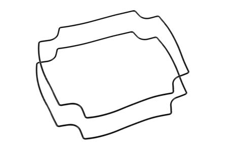 Replacement Gasket for 1557 F & FA Size