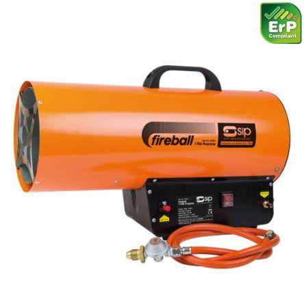 Propane Heater 170,000BTU/hr 50kW