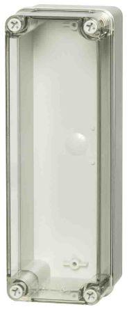 Fibox Polycarbonate Enclosure, IP66, IP67, 230 x 80 x 85mm Light Grey