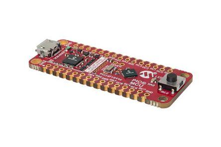 Microchip Curiosity Nano Evaluation Kit Evaluation Kit DM164144