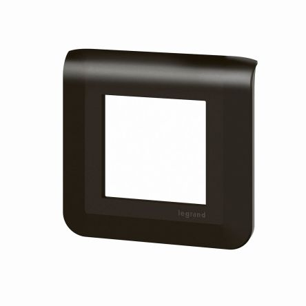 Legrand 2 Gang Cover Plate ABS/PC Faceplate & Mounting Plate
