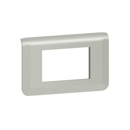 Legrand 3 Gang Cover Plate ABS/PC Faceplate & Mounting Plate