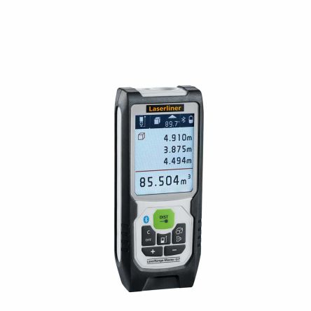 Laserliner Gi7 Laser Measure, 0.05 → 70m Range, ± 2 mm Accuracy