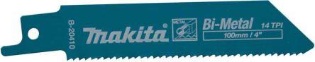 Makita, 14 Teeth Per Inch Reciprocating Saw Blade, Pack of 5