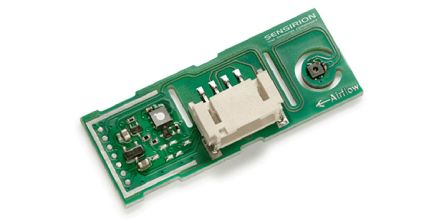 Multi-gas,humidity+temp sensor module