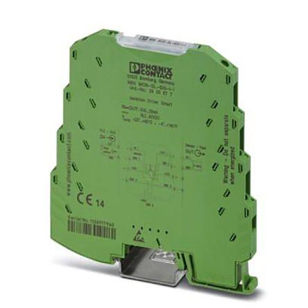 Phoenix Contact ATEX, MINI MCR-SL-IDS-I-I, Current Output, Signal Conditioner