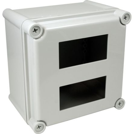Enclosure Red Lion ENC5C000 for use with Two 1/8 DIN Meters