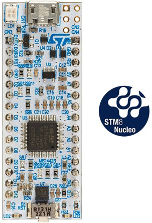 STMicroelectronics Stm8 Nucleo-32 Development Board With Stm8s207k8 Mcu Development Board NUCLEO-8S207K8