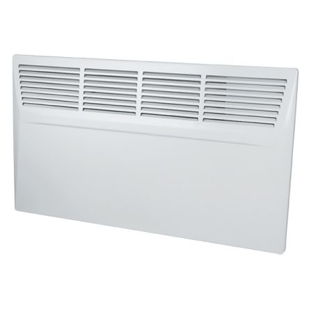 1kW Panel Heater, Wall Mounted