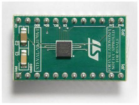 STMicroelectronics STEVAL-MKI170V1, IIS328DQ Adapter Board for a Standard DIL24 Socket Adapter Board for Standard DIL24