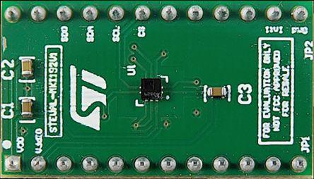 STMicroelectronics STEVAL-MKI192V1, LPS22HH Adapter Board for a Standard DIL24 Socket Adapter Board for Standard DIL24