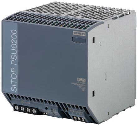 Siemens DIN Rail Power Supply - 120 V ac, 230 V ac Input Voltage, 24V dc Output Voltage, 40A Output Current