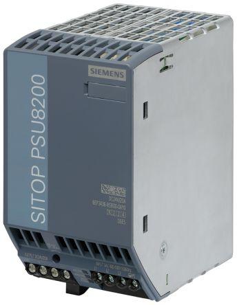 Siemens DIN Rail Power Supply - 320 → 575V ac Input Voltage, 24V dc Output Voltage, 20A Output Current