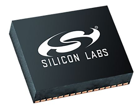 Silicon Labs Si83418AFA-IF, Octal-Channel Intelligent Power Switch, Isolated Smart Switch, 12 (Quiescent)mA, 2.25