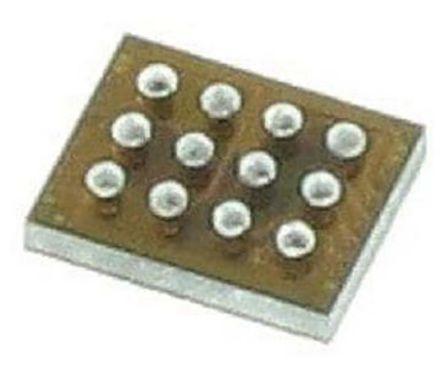 Maxim Integrated MAX77827BEWC+T, Buck/Boost Converter 1.6A, 2.8 MHz 12-Pin, WLP