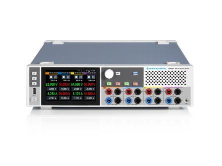 Rohde & Schwarz Digital Bench Power Supply 800W, 4 Output 0 → 32V 20A