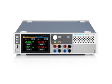 Rohde & Schwarz Digital Bench Power Supply 400W, 2 Output 0 → 64V 10A