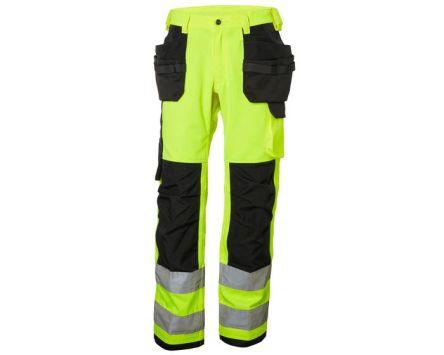 Helly Hansen 77413 Work Trousers, 30in Waist Size