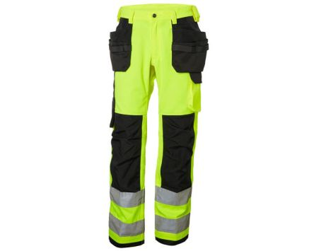 Helly Hansen 77413 Work Trousers, 31in Waist Size