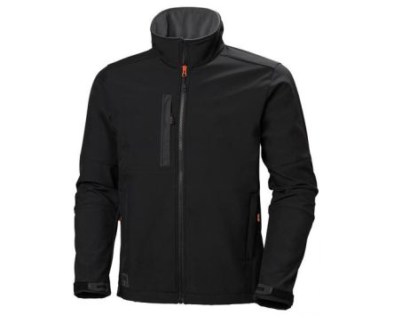 Helly Hansen Kensington Black Elastane, Polyester Work Jacket, M