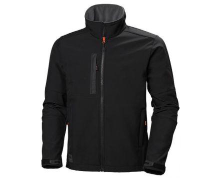 Helly Hansen Kensington Black Elastane, Polyester Work Jacket, L