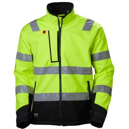 Helly Hansen Alna Yellow Hi Vis Jacket, L