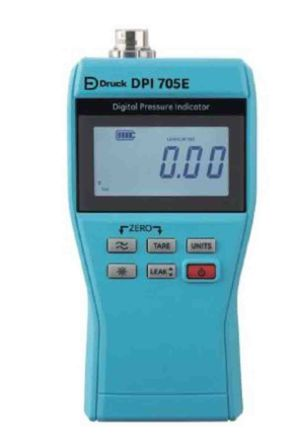 Druck DPI705E Gauge Manometer With 1 Pressure Port/s, Max Pressure Measurement 10bar