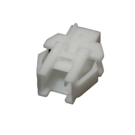 JST, XMR Female Crimp Connector Housing, 2.5mm Pitch, 2 Way, Single Row