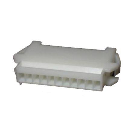 JST, XMR Female Crimp Connector Housing, 2.5mm Pitch, 11 Way, Single Row