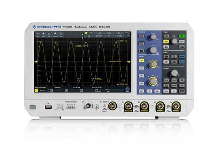Digitální osciloskop, řada: RTM3000 RTM3K-54PK Digitální úložiště 3kanálový 500MHz Rohde & Schwarz
