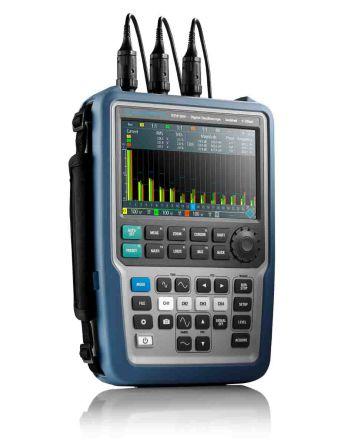 Osciloskop, řada: R&S RTH1004 Ruční 4kanálový 60MHz