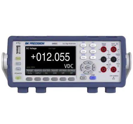 BK Precision 5492CGPIB Bench Digital Multimeter