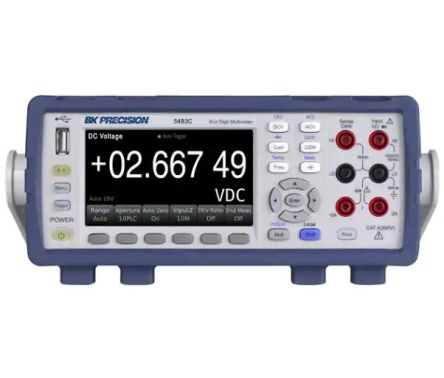 BK Precision 5493CGPIB Bench Digital Multimeter