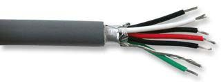 Belden 3 Pair Screened Multipair Industrial Cable 0.2 mm² Chrome 304m