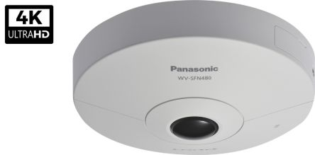 Panasonic WV Network Indoor No CCTV Camera, 2992 x 2560 Resolution