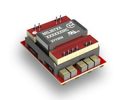 DC/DC Converter Isolated 4x24V 6W