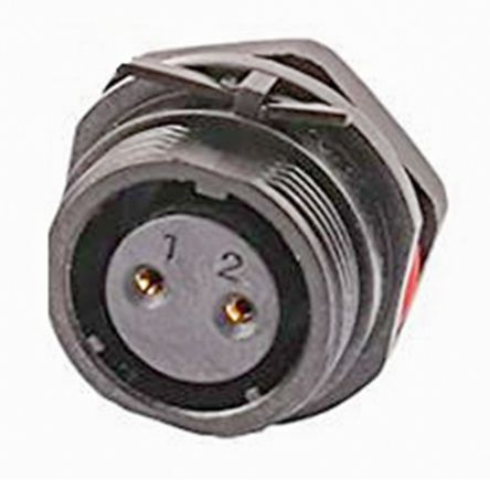 Terrific Sp1712 P21N Rs Pro Rs Pro Bulkhead Mount Circular Connector 2 Wiring Cloud Pimpapsuggs Outletorg
