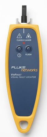 Fluke Networks Fibre Optic Test Equipment VISIFAULT Fibre Optic Locator