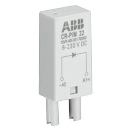 ABB Relay Socket for use with CR-P Series PCB Relays