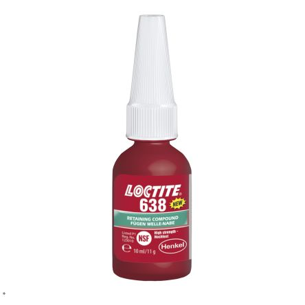 loctite 638 loctıte green high strength retaining compound liquid