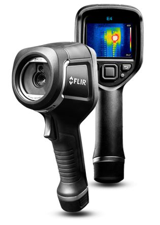 E4 Thermal Imaging Camera, Temp Range: -20 -> +250 °C 80 x 60pixel product photo
